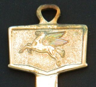 MOBIL GAS PEGASUS FLYING HORSE GM Key Blank 1967 1971 1975 1979 1983