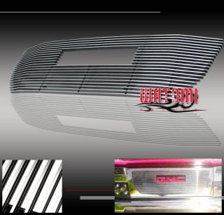 04 05 06 07 GMC Canyon Front Upper Billet Grille Insert