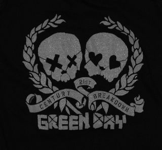Green Day 21st Century Breakdown Skulls Album Rock Band Baby Creeper