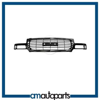 GMC Sierra 1500 2500 Pickup Truck Yukon XL SUV Chrome Black Grille New