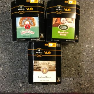 Green Mountain Coffee Vue Packs 16 Ct New You Choose Flavor