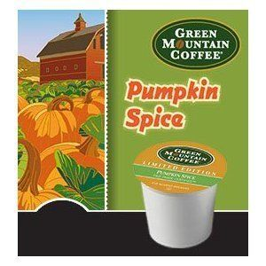 NEW Green Mountain Coffee Pumpkin Spice for Keurig Brewers 24 Count K