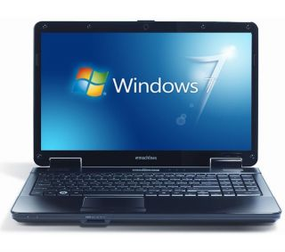 eMachines 15.6 Laptop, new hard drive *Battery rarely charges*