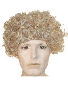 Heavenly Angel Harpo Marx Blonde Curly Costume Wig