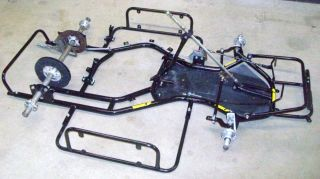 2003 Twister Go Kart Racing Chassis Daytona Pole Sitter