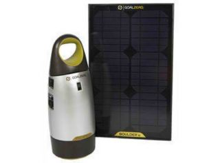 GOAL ZERO Escape 150 Adventure Kit Emergency Solar Power Camping Solar