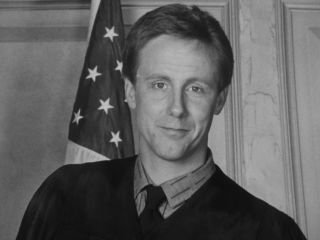 Harry Anderson Night Court 1984 TV Still SH8