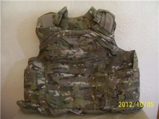 Military Bullet Proof Vest Improved Outer Tactical Vest