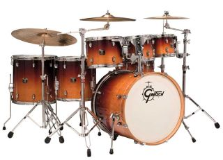 Gretsch Catalina Maple 7 Piece Drum Kit with Hardware