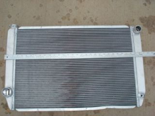 Griffin #1 56272 X Alum Radiator FORD Engine 31x19 Tall 1971 1973