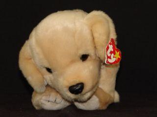 BUDDY GOLDEN RETRIEVER PUPPY DOG PLUSH STUFFED ANIMAL TOY FETCH MWT