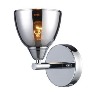 George Kovacs Bath Art Wall Sconce with Case Etched Opal Glass
