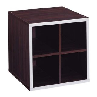 OIA Cube Storage System in Cherry (5 in 1)