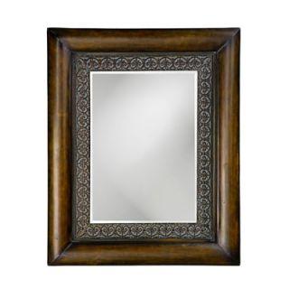 Howard Elliott Fusion Mirror with Silver Finish