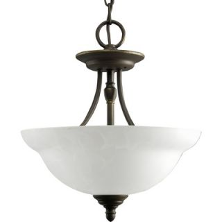 Progress Lighting Richmond Hill 2 Light Convertible Pendant