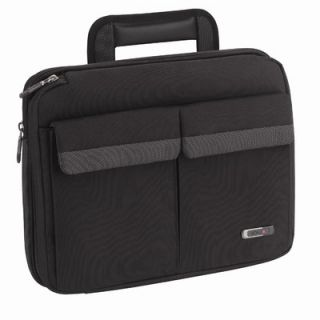 SOLO Sterling 11.6 Checkfast Netbook Case in Black   CLA115 4