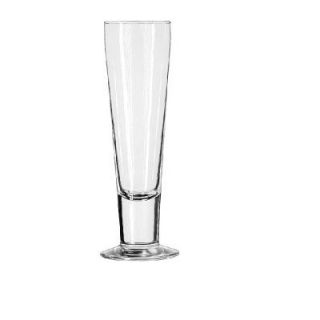 Catalina Footed Beer Drinking Glasses Tall Beer, 14 1/2 Ounce   3823