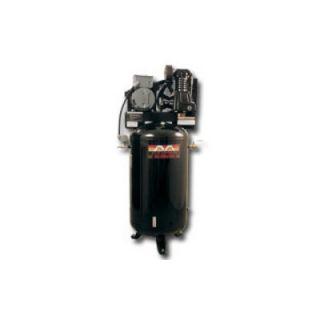 Mi T M 5.0Hp 208 230V Two Stage 16.9 Cfm Compressor   AS2 SE05 80M