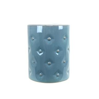 17 Bottom Distress Look Ceramic Garden Stool