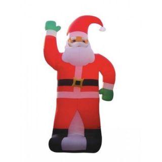 BZB Goods 20 Christmas Inflatable Huge Santa Claus