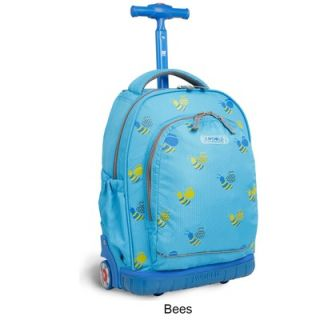 World Candy 17 Kids Rolling Backpack   RBS 17