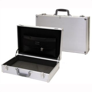 TZ Case Silver Aluminum Tool Case   20 W