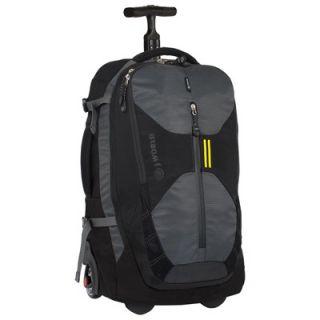 World Chris Laptop Rolling Backpack   RBS 23 BLACK / RBS 23 GREY