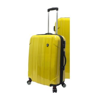 100% Pure Polycarbonate 25 Expandable Spinner Luggage   TC8000 25