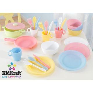 KidKraft 27 Piece Kitchen Playset