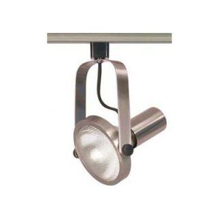 Nuvo Lighting Three Light Gimbal Ring Track Light Kit in White