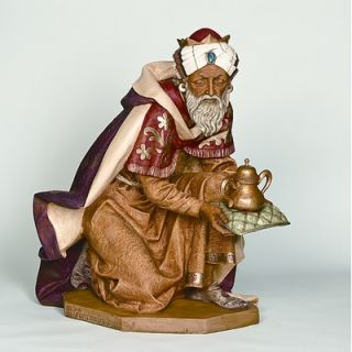 Fontanini 50 Scale Standing King Balthazar Figurine