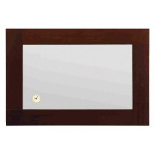 Whitehaus Collection Antonio Miro Rectangular Mirror Horizontally with