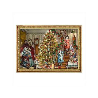 Alexander Taron Victorian Christmas Advent Calendar