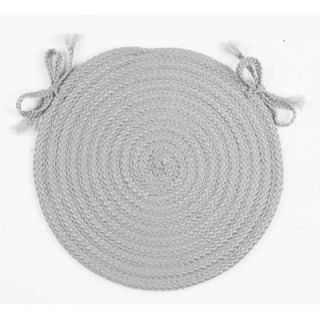 ... Colonial Mills Deerfield Round Braided Chair Pad DFx1 Chair Pad ...