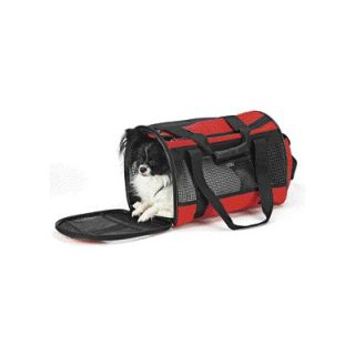 Ethical Pet Travel Gear Front Pouch Pet Carrier in Red   5179/81