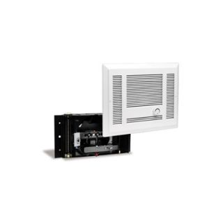 Cadet SL Series 120V Fan Forced Wall Heater in White