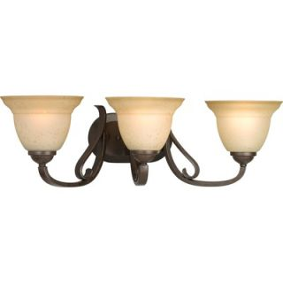 Progress Lighting Torino Vanity Light in Forged Bronze   P2883 77