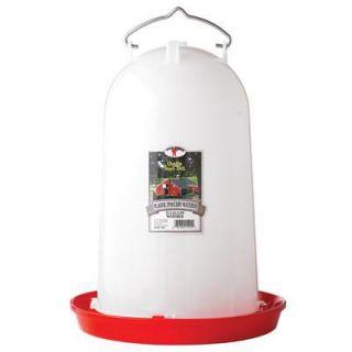Miller Mfg Hanging Poultry Waterer   3 Gallon