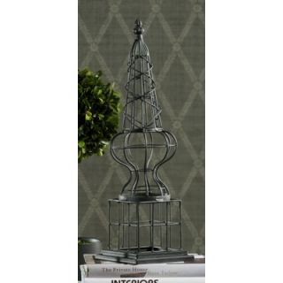 Zodax Belle Maison Wire Finial   CH 2498/CH 2499
