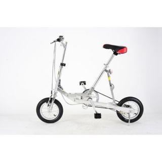 Bike Rassine Single Speed Mini Tire Folding Bike   City Hopper 10