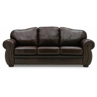 Palliser Furniture Troon Leather Sofa, Loveseat and Chair Set