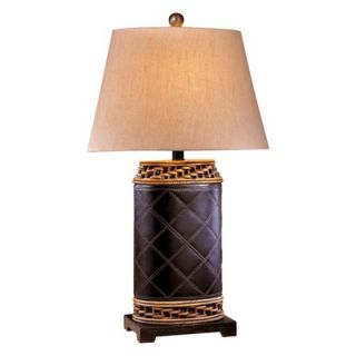Lighting Northern Pine Table Lamp in High Sierra Brown   87 1746 21