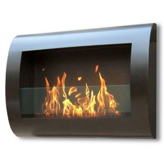 Wall Mounted Fireplaces Electric Fireplace, Wall