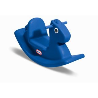 Little Tikes Rocking Horse   Primary Blue