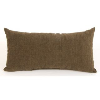 Glenna Jean Tanzania Rectangular Chocolate Pillow