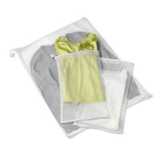 Honey Can Do 3 Piece Mesh Wash Bag Set (2 Pack)   LBGZ01148