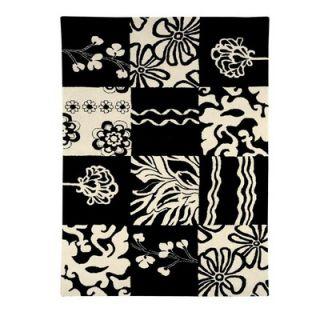 Dynamic Rugs Nolita Black/White Rug   OM2410 101