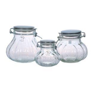 Global Amici Meloni Three Piece Jar Set   Z7CA851RS/3