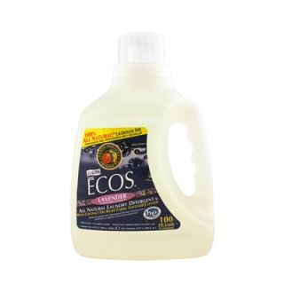 EARTH FRIENDLY PRODUCTS 100 Oz Ecos Lavender Ultra Laundry Liquid