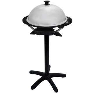 George Foreman Round Indoor / Outdoor Electric Dome Grill
